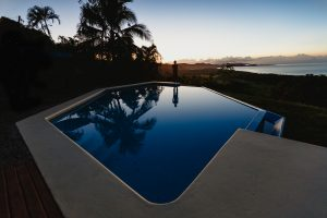An infinity pool where you can have fun forever